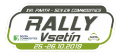 Partr-Sev.en Commodities Rally Vsetín 2019 - historic
