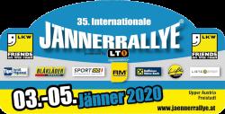 35. Int. Jänner Rallye 2020