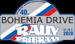 Bohemia Drive Rally Příbram 2020 - historic