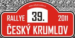 39. Rallye Český Krumlov 2011
