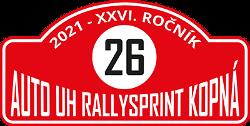 Auto UH Rallysprint Kopná 2021 - historic
