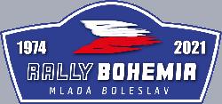 Rally Bohemia 2021 - historic