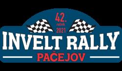 Invelt Rally Pačejov 2021