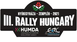 Rally Hungary 2021