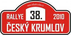 38. Rallye Český Krumlov 2010