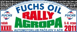 Fuchs Oil Rally Agropa Pačejov 2011