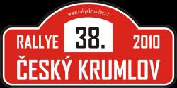 38. Rallye Český Krumlov 2010 - historic